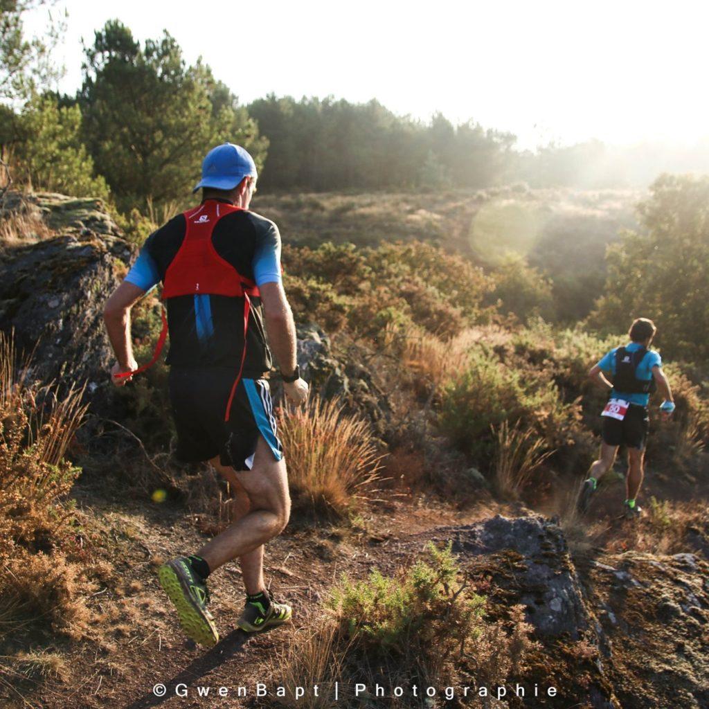 Trail des légendes de Brocéliande Bretagne